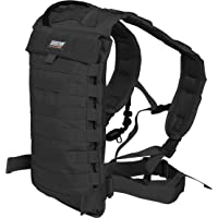 Seibertron Tactical Molle Hydration Carrier Pack Backpack Great for Outdoor Sports of Running Hiking Camping Cycling Skiing Fit for Seibertron 2L or 2.5L Water Bladder(not Included)