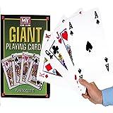 MY - Carte da gioco in formato A4, rivestite in plastica, 28 cm