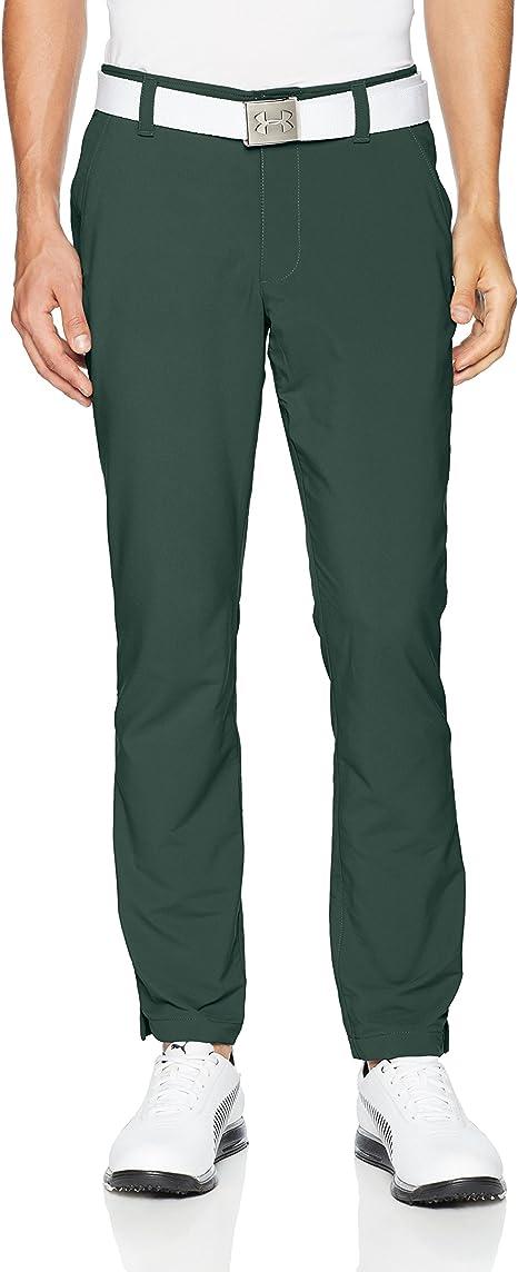 Under Armour Pantalones De Golf Ajustados Para Hombre Amazon Com Mx Ropa Zapatos Y Accesorios