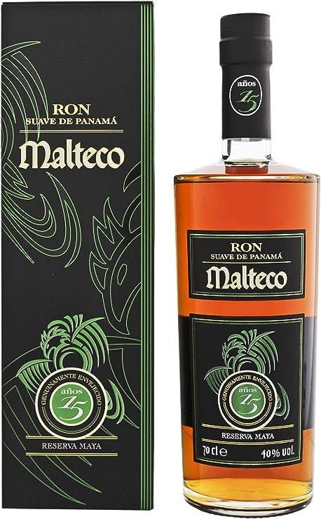 Ron Malteco 15 Years Reserva Maya 40% - 700 ml in Giftbox