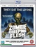 Zombie Creeping Flesh (Blu-ray)