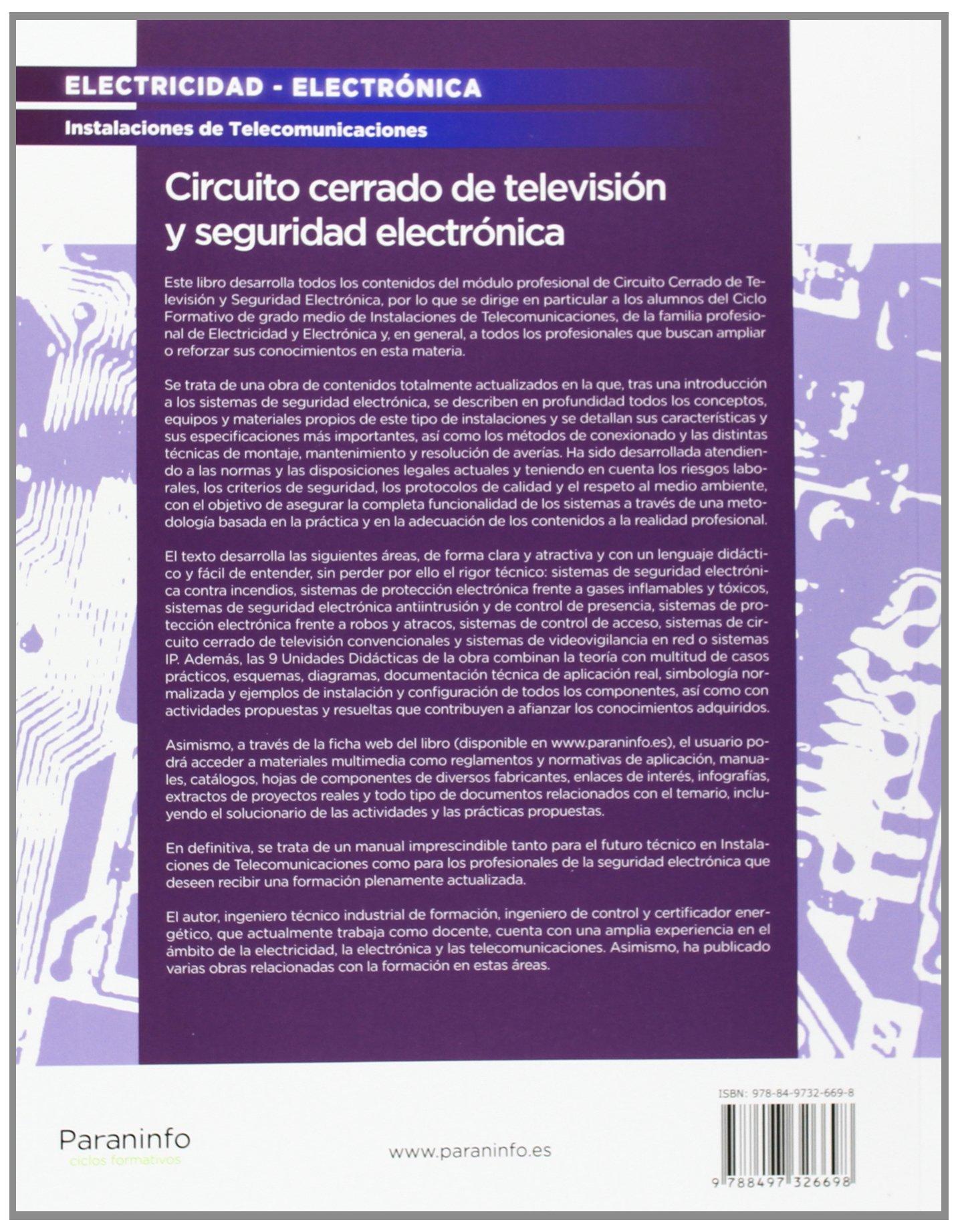 Circuito General : Circuito cerrado de televisión y seguridad electrónica: julián