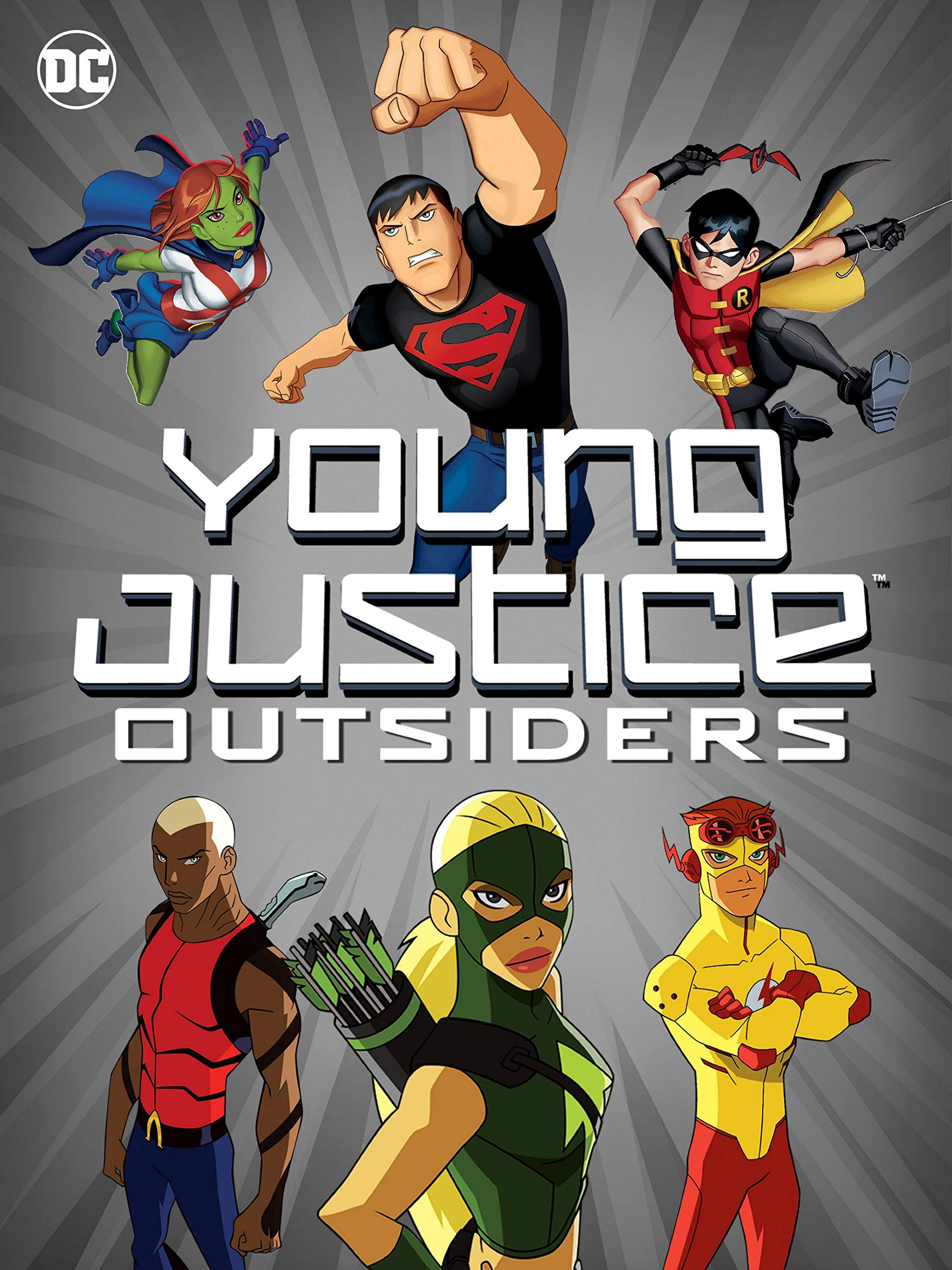 Amazon.com: Watch Young Justice: Outsiders: Season 3 Part 1 ...