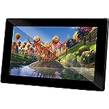 Rollei Designline 6170 digitaler Multi-Media Bilderrahmen (43,9 cm (17,3 Zoll) TFT-LED-Display, 4GB interner Speicher)