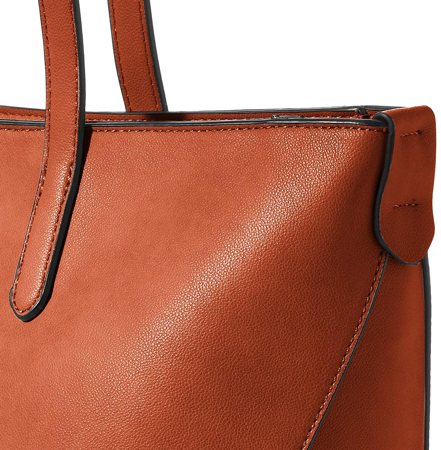 TOM TAILOR dam Evy Shopper, L BRUN