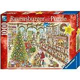 Ravensburger Santa's Ready Puzzle (1000 Piece)