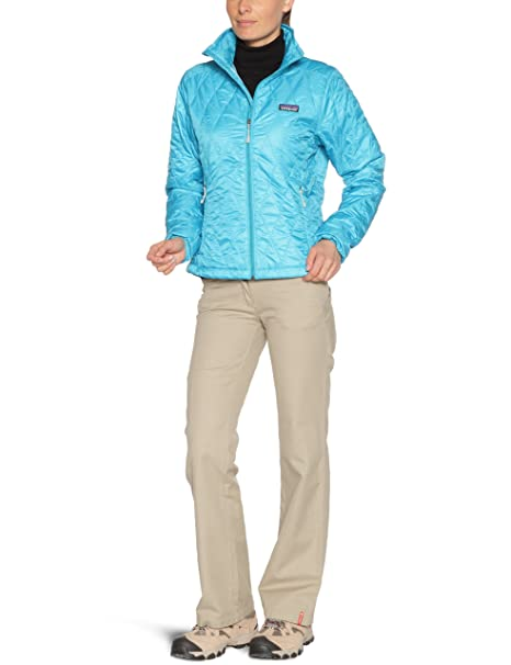 Patagonia Women/'s Nano Puff Insulated Lightweight Water Resistant Quilted Jacket