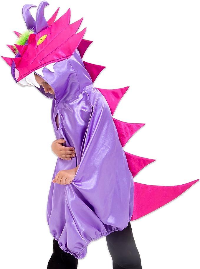 Lucy Locket - Disfraz de dragón para niño (3-8 años): Amazon.es ...