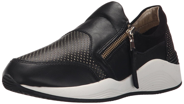Geox D Omaya A - Zapatillas para Mujer 38 EU Negro (Black)