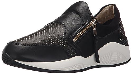 8b764e83b4f26 Geox D Omaya a, Women's Low-Top Sneakers: Amazon.co.uk: Shoes & Bags