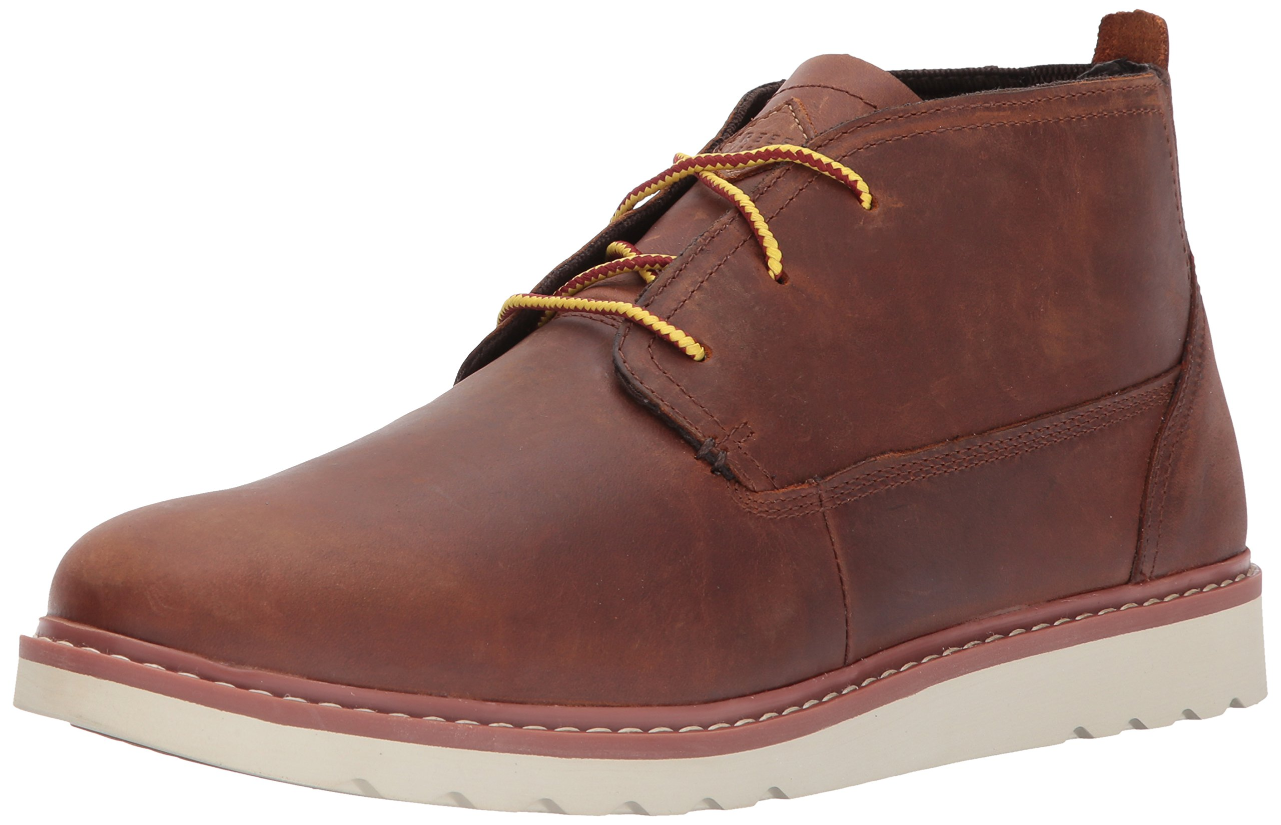 Reef Men's Voyage Le Chukka Boot, Brown, 10 M US