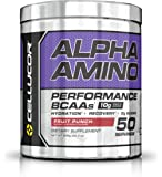 Cellucor, Alpha Amino Performance BCAAs, Fruit Punch, 50 Servings