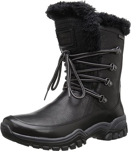 Finna Fur Waterproof Snow Boot   Snow Boots