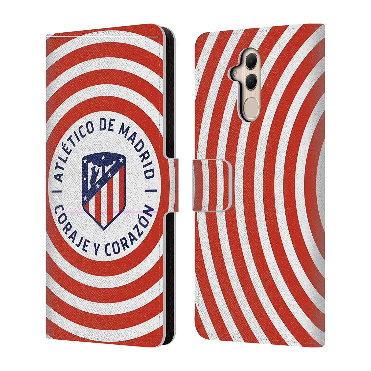 Amazon.com: Official Atletico Madrid 1903 2017/18 Crest ...