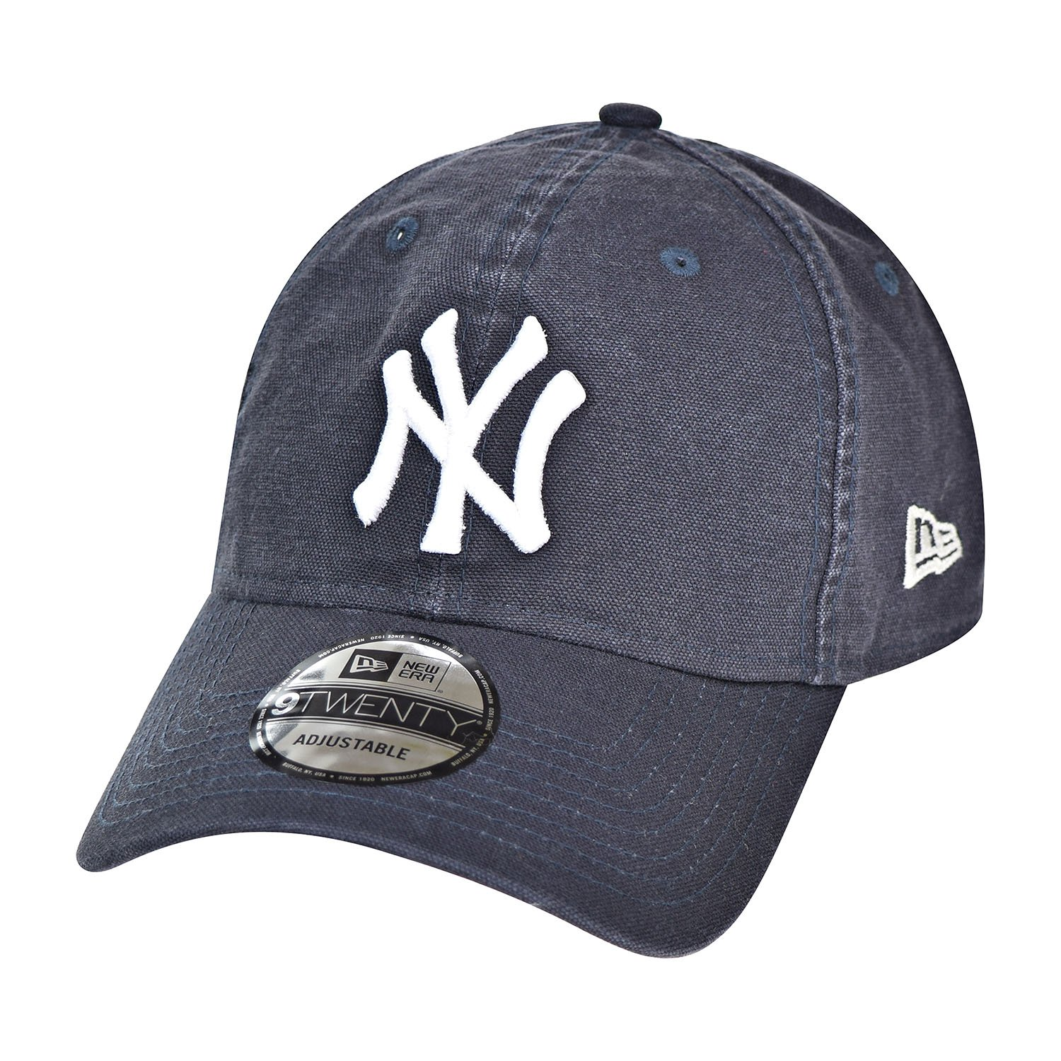 5149033bdac25 Amazon.com  New Era MLB Men s 9Twenty Core Classic New York Yankees  Baseball Hat 80445605  Sports   Outdoors