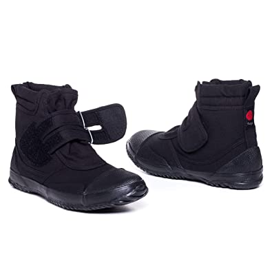 db96485e4c2d fugu Ka-Ni Japanese Ankle Boots - Eco-Friendly Canvas and Rubber  Construction Vegetarian