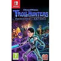 Troll Hunters Defenders Of Arcadia (Nintendo Switch)