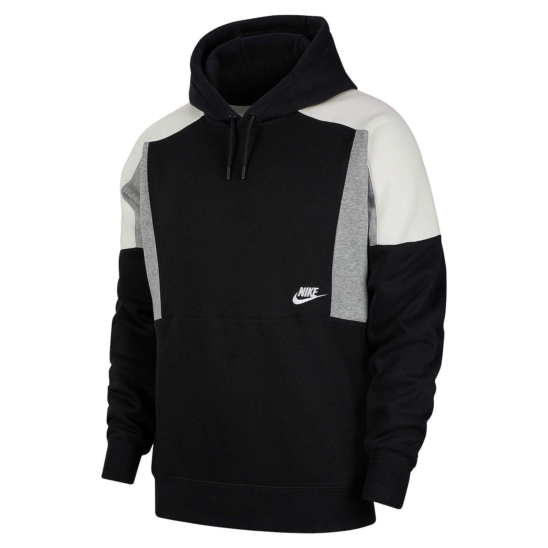 Felpa Pullover in con Cappuccio Uomo Nike Sportswear