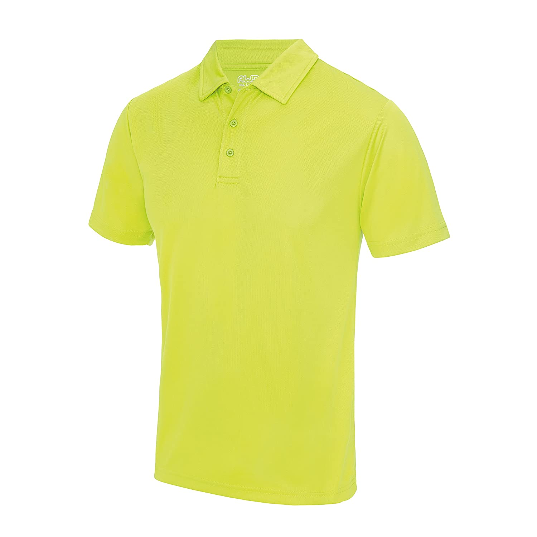 Cool Polo Electric Yellow Awdis Streetwear Shirts Amazon