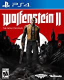Wolfenstein II: The New Colossus - PlayStation 4 Standard Edition