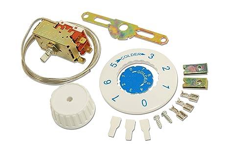 Termostato Ranco k50p1125 para Universal para frigorífico ...