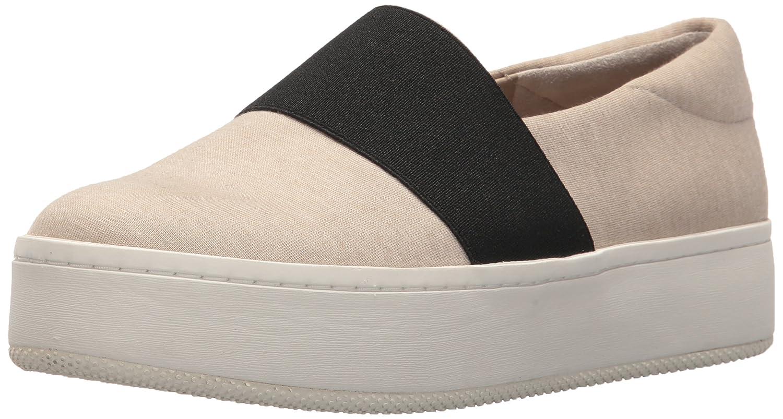 Via Spiga Women's Traynor Slip Sneaker B07537Y6GD 11 B(M) US|Oatmeal Jersey