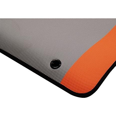 Reebok RSYG-21022 - Colchoneta de Yoga, Color Naranja ...