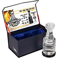 $66 » Pittsburgh Penguins 2017 Stanley Cup Champions Crystal Stanley Cup Trophy - Filled With Ice From…