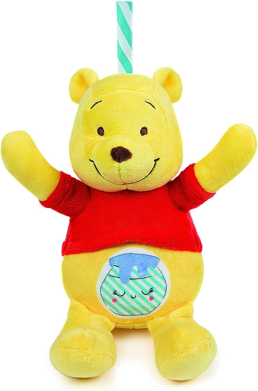 Clementoni - Peluche con luz Winnie The Pooh (17275)