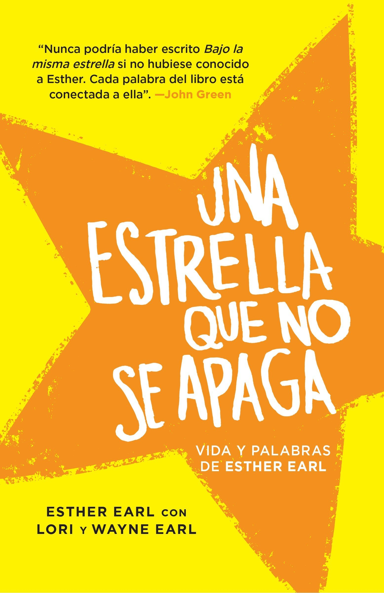 Una estrella que no se apaga: (This Star Won't Go Out--Spanish-language Edition) (Spanish Edition)