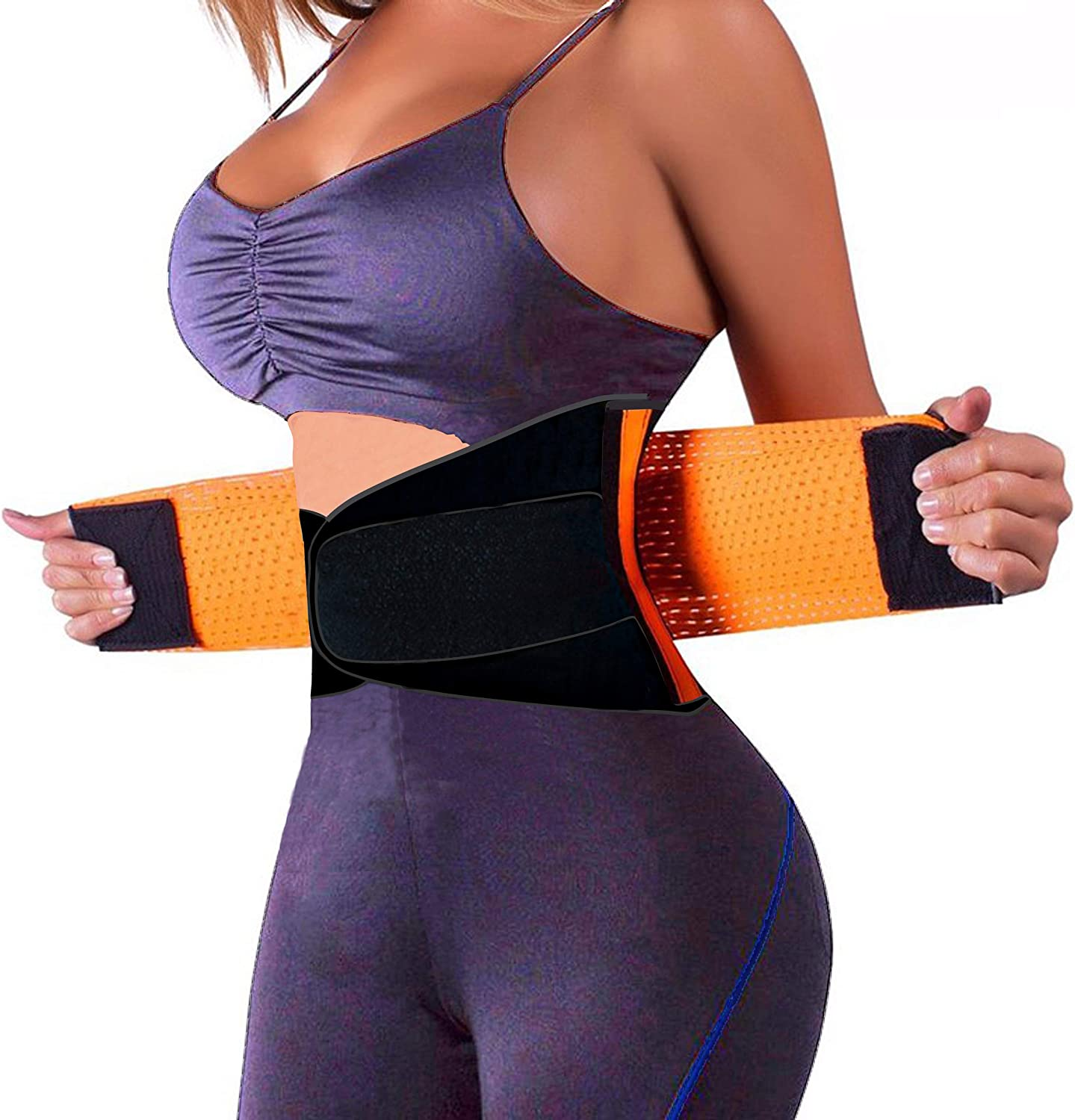 SchwabMarken Sport Power Belt Waist trainer 4 fitness belt