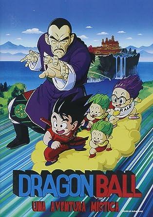 Amazon.com: Dragon Ball Mystical Adventure - Una Aventura Mística en  ESPAÑOL LATINO Region 4: Akira Toriyama: Movies & TV