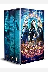 Relic Guardians Boxset (Books One to Three: Ancient Magic, Hidden Magic, Cursed Magic): A Ley Line World Urban Fantasy Adventure (Relic Guardians Boxsets Book 1) Kindle Edition
