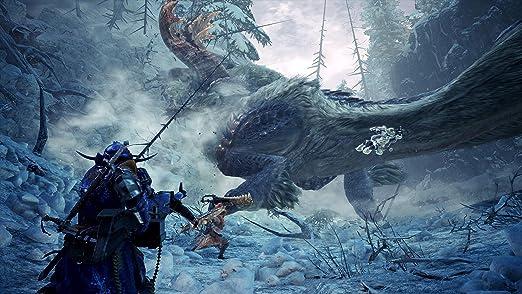 Monster Hunter World: Iceborne Master Edition for Xbox One USA ...