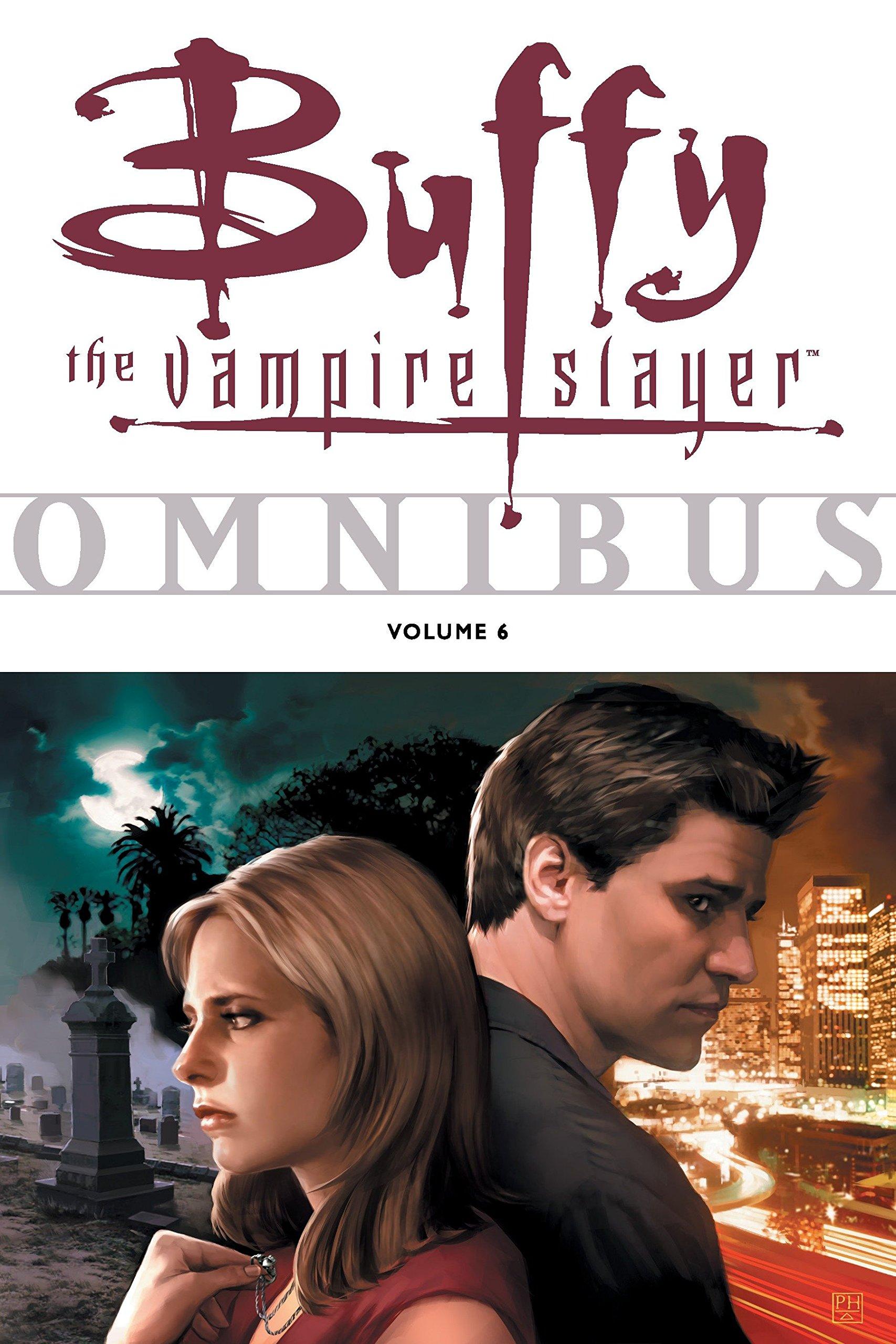 Download Buffy The Vampire Slayer Omnibus Volume 6 pdf