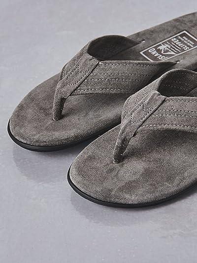 Thong Sandals 1331-499-9011: Grey