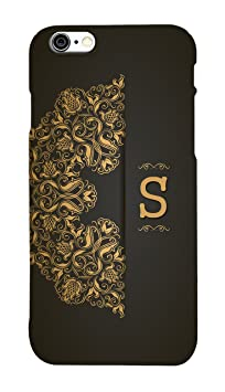 SWAG my CASE Printed Back Cover for Apple iPhone 6 Multicolor Cases   Covers