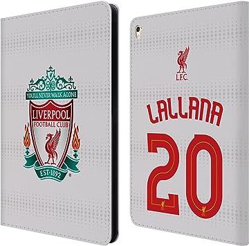 Oficial Liverpool Football Club Lallana Away camiseta de ...