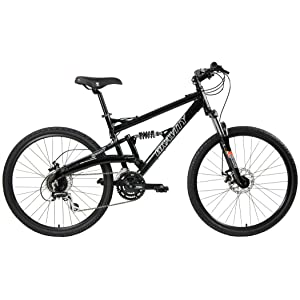Gravity FSX Dual Suspension Mountain Bike