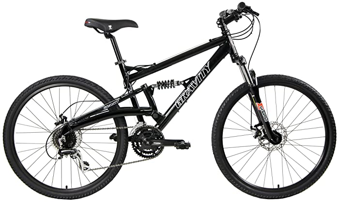 Dual-Full-Suspension-Mountain-Bike