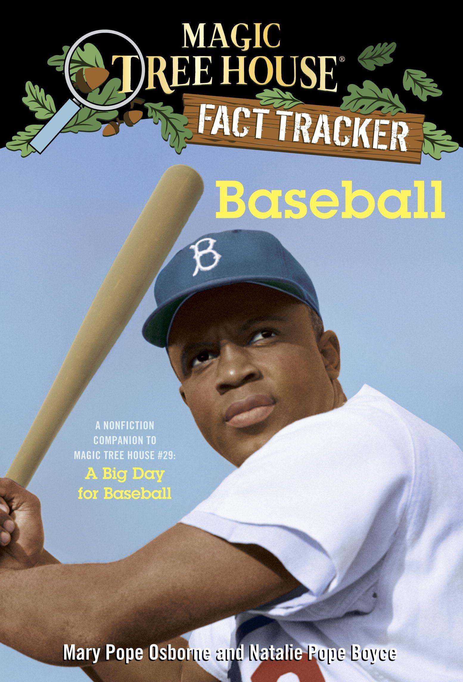 Baseball Nonfiction Companion Magic Tracker product image