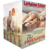 The Friessens Books 9 - 14 Boxed Set (The Friessen Legacy  Book 5)