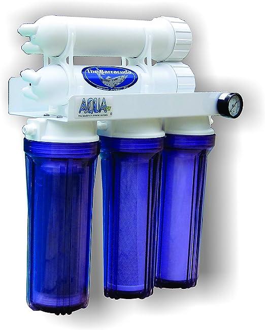 200 GPD AquaFX 4 Stage Barracuda DI Reverse Osmosis System