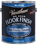 RUST-OLEUM FBA 230031 Varathane Gallon Gloss Waterborne Diamond Floor Finish, 1