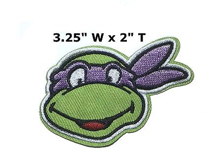 Amazon.com: Donatello Face - 3.25