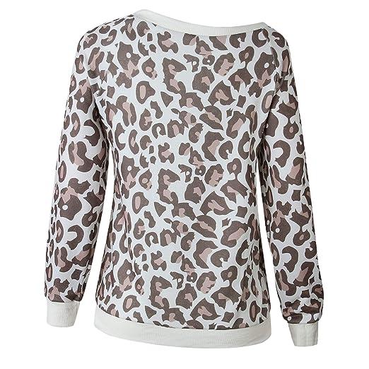 Assivia Womens Sweatshirt Hoodie Floral Printed Long Sleeve Tunic Tops with Pocket