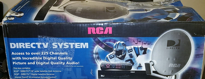 Amazon Com Rca Drd222rd Directv Receiver Electronics