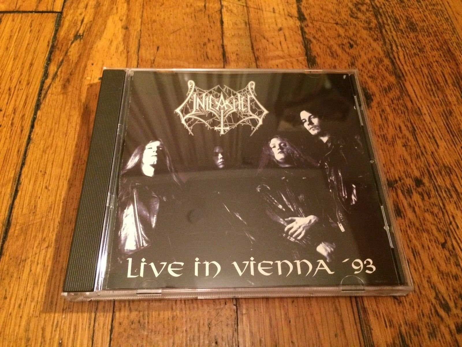 Live in Vienna 93 by Century Media