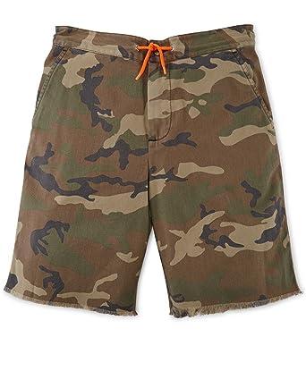Ralph Lauren Polo Boys Camouflage Print Shorts ( 16 )