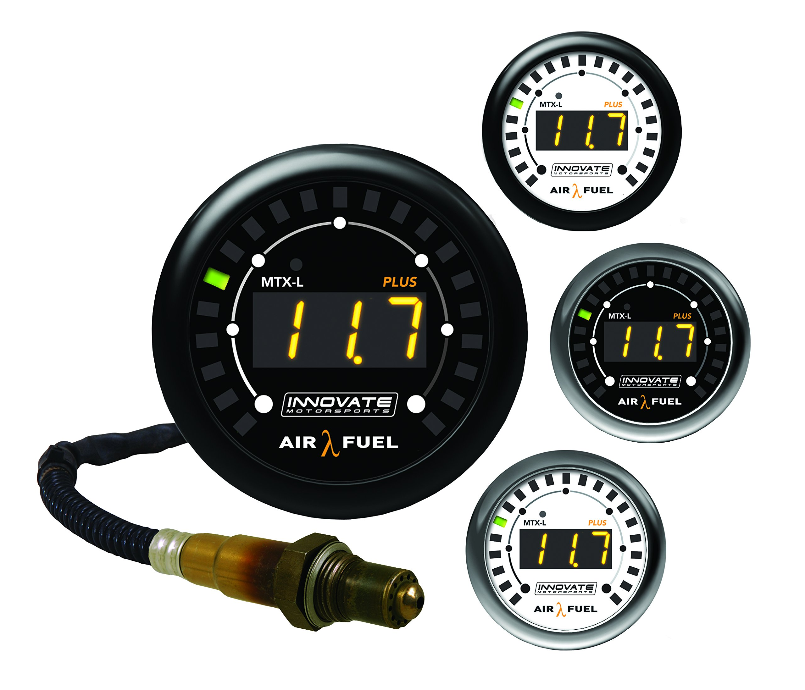 Innovate Motorsports 3924 MTX-L Plus Wideband Gauge